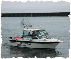Charter Fishing on Lake Ontario